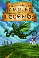 Eight-Minute Empire: Legends - Board Game Box Shot