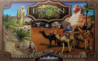 Expedition: Famous Explorers - Board Game Box Shot