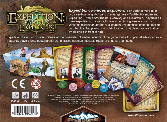 Expedition Famous Explorers Publisher Image