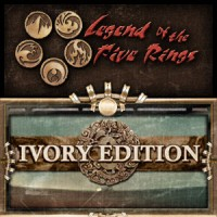 Legend of the Five Rings – Ivory Edition - Board Game Box Shot