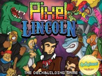 Pixel Lincoln - Board Game Box Shot