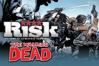 Risk: The Walking Dead - Board Game Box Shot