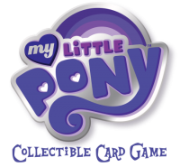 My Little Pony Collectible Card Game - Board Game Box Shot