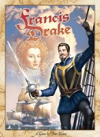Francis Drake - Board Game Box Shot