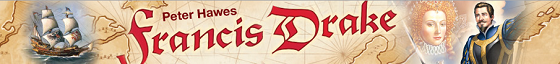 Francis Drake Banner