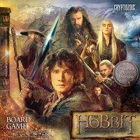The Hobbit: The Desolation of Smaug - Board Game Box Shot