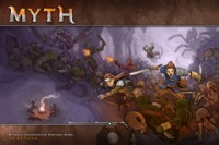 Myth - Board Game Box Shot