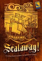Scalawag! - Board Game Box Shot