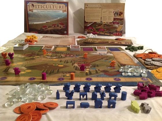 Viticulture Board