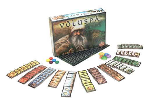 Voluspa Box Components