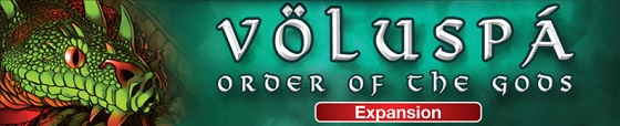 Voluspa Order of the gods banner