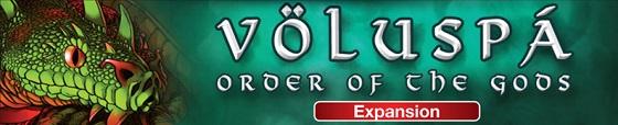 Voluspa Order of the gods banner