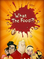 What the Food?! - Board Game Box Shot