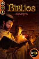 Biblios - Board Game Box Shot