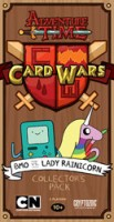 Adventure Time Card Wars: BMO vs Lady Rainicorn - Board Game Box Shot