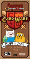 Adventure Time Card Wars: Finn vs. Jake - Board Game Box Shot