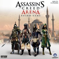 Assassin's Creed: Arena - Board Game Box Shot
