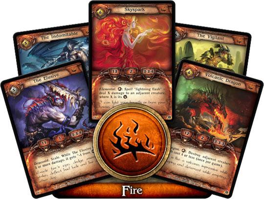 Berserk card examples