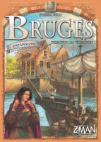 Bruges: The City on the Zwin - Board Game Box Shot