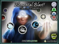 Elemental Blast - Board Game Box Shot