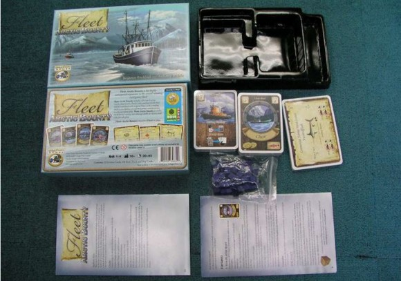 Fleet Arctic Bounty Contents