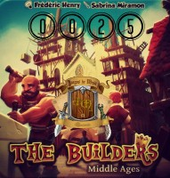 The Builders: Middle Ages - Board Game Box Shot
