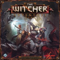 The Witcher Adventure Game - Board Game Box Shot