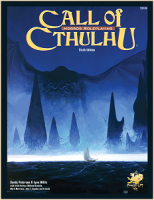 Call of Cthulhu 6th Edition - Board Game Box Shot