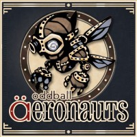 oddball Aeronauts - Board Game Box Shot
