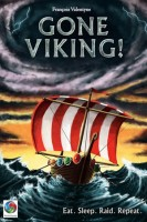 Gone Viking - Board Game Box Shot