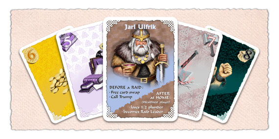 Gone Viking cards