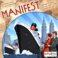 Manifest - Board Game Box Shot