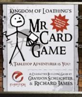 Mr. Card Game - Board Game Box Shot