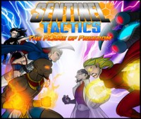 Sentinel Tactics: The Flame of Freedom - Board Game Box Shot