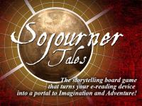 Sojourner Tales - Board Game Box Shot