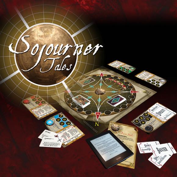 Sojourner Tales Publisher Image