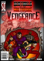Sentinels of the Multiverse: Vengeance - Board Game Box Shot