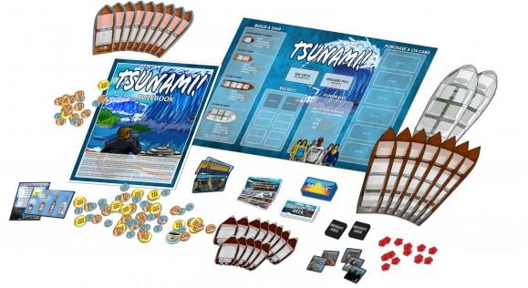 Tsunami! Publisher Image