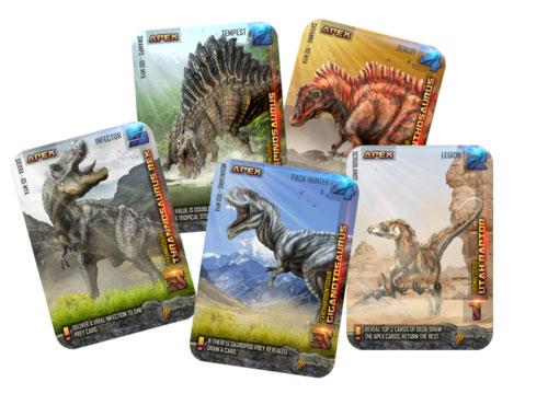 Apex cards