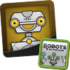 Thumbnail - Customize your profile with Robots on the Line avatars and fan badge!