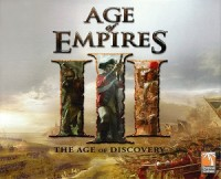 Age of Empires III - Board Game Box Shot