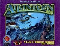 Atlanteon - Board Game Box Shot