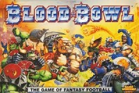 Blood Bowl - Board Game Box Shot