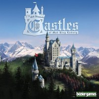 Castles of Mad King Ludwig - Board Game Box Shot