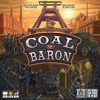 Coal Baron - Board Game Box Shot
