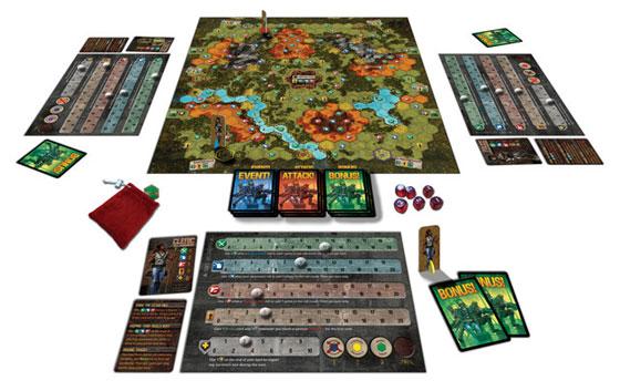 Doom and Bloom gameplay