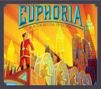 Euphoria: Build a Better Dystopia - Board Game Box Shot