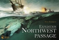 Expedition Northwest Passage - Board Game Box Shot
