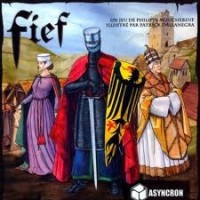 Fief - Board Game Box Shot