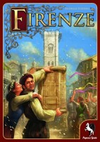 Firenze - Board Game Box Shot